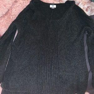 Old navy dark green sweater